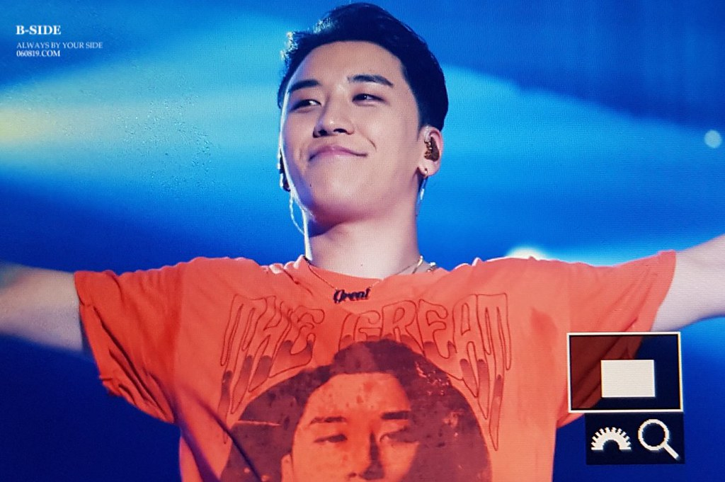 BIGBANG via BB_side - 2018-08-15  (details see below)