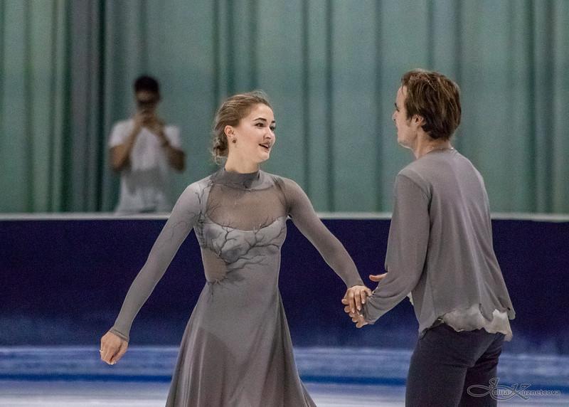 Katharina MÜLLER / Tim DIECK GER Free Dance