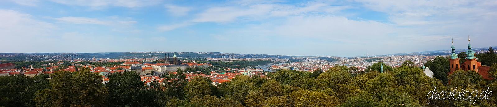 Prag Prague Praha Kleinseite Petrin Hill Strahov Burg duesiblog travelblog 36