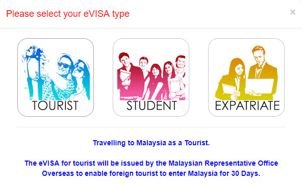 4613 Online Procedure to Apply for Malaysian Visit Visa 03