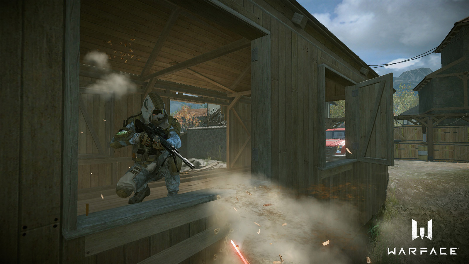 Warface Early Access Starts Today On PS4 – PlayStation Blog