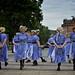 Lancashire clog dancers