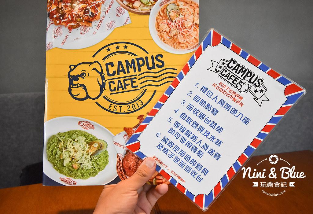 campus cafe 美式校園輕食 SOGO 03