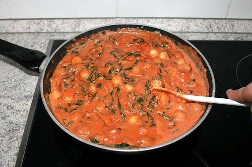 13 - Verrühren & aufkochen lassen / Stir & bring to a boil