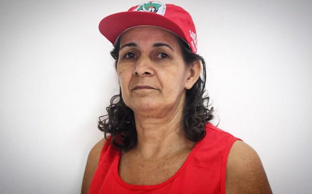 Zonalia Ferreira: mãe e avó em greve de fome pela liberdade de Lula
