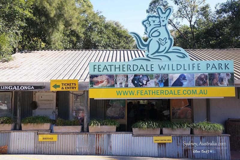 Sydney Featherdale Wildlife Park 01