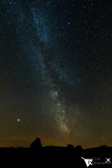 Voie lactée 4 aout 2018 (2) - Photo of Cunlhat