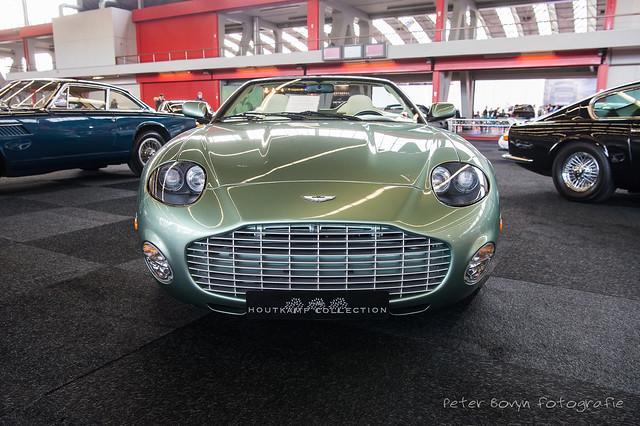 Aston Martin DB AR1 - 2003
