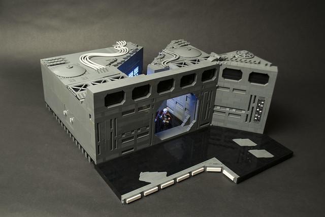 LEGO Death Star Duel, Nikon D5300, AF-S DX VR Zoom-Nikkor 18-55mm f/3.5-5.6G