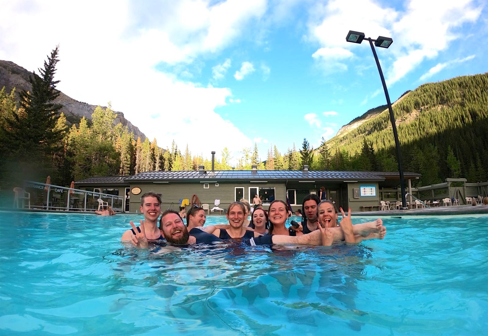 Canada Rockies TrekAmerica Itrekhere 2018 503