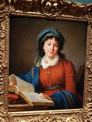 Élisabeth Louise Vigée Le Brun at the Utah Fine Arts Museum