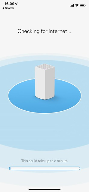 Linksys iOS App - Setup - #11