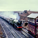 Flying Scotsman dullest day