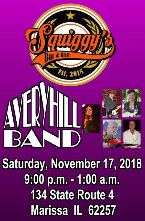 Avery Hill 11-17-18