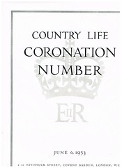 Country Life Coronation Number