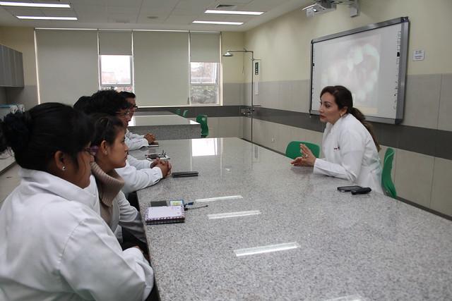 Facultad de Odontología de la USMP realizó Capacitación al equipo de odontólogos de la Municipalidad Distrital de Ate