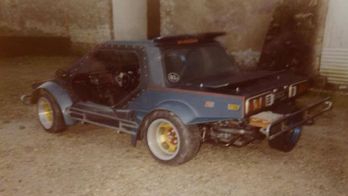 prototype by Nicolas Bitar ,1984