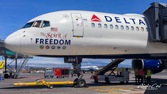 Delta B757-232 N694DL Spirit of the Freedom