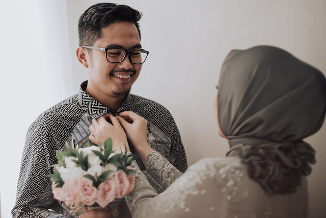 Ani - Teguh Engagement, Canon EOS 5D MARK III, Canon EF 50mm f/1.2L