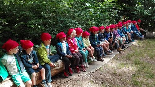 2018 - 06 - 25 Op schoolreis naar het sprookjesbos in Westerlo (31)