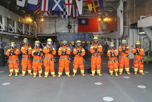 107年暑期戰鬥營 海上生活體驗營