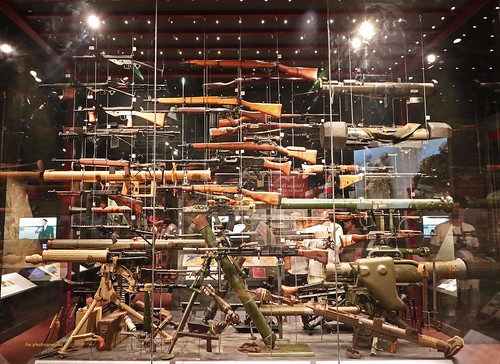 Arsenal of weapons