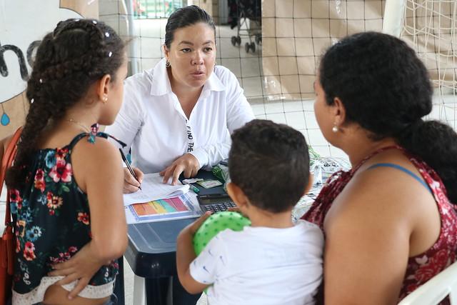 Exitoso encuentro del programa 1.000 Días para cambiar el mundo en Arauca | Julio