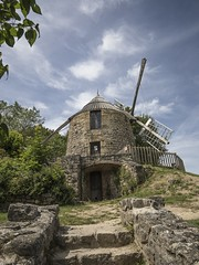 Windmill at Lautrec. - Photo of Laboulbène