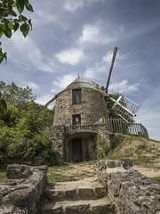 Windmill at Lautrec. - Photo of Guitalens-L'Albarède