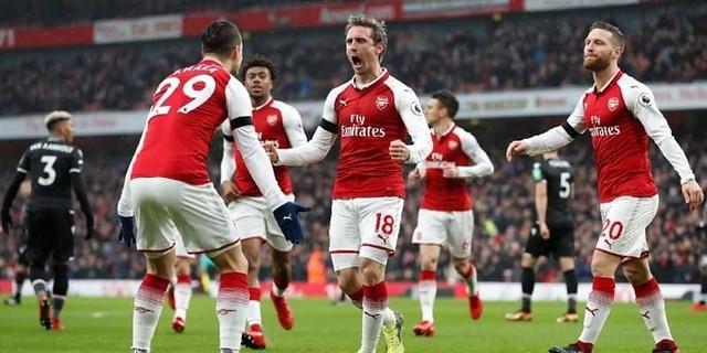 Manchester City: Bekap Arsenal Di Emirates Dengan Skor Menang 2-0.