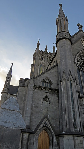 The Cathedral in Kilkenny, Ireland