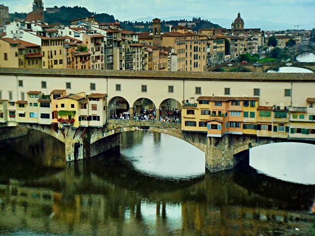 Ponte Vecchio, Firenze, Sony DSC-T10
