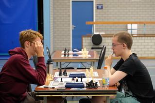 ONJK 2018 - dag 6 (schaken)