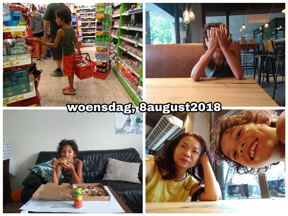 8 august 2018 Snapshot