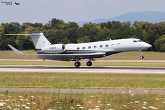 Gulfstream Aerospace G-VI TVPX Aircraft Solutions N518KA 6307 Mulhouse