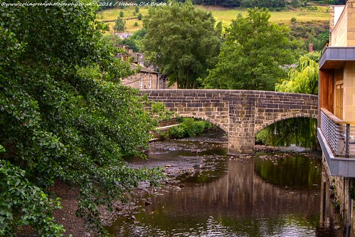 Hebden Old Bridge.