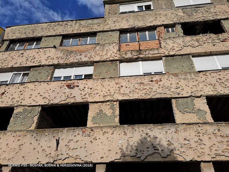 2018 Bosnia Bullet Building