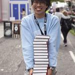 Hardworking Booksales staff | © Robin Mair