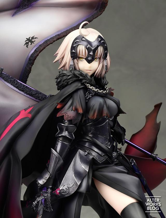 ALTER《Fate/Grand Order》Avenger/聖女貞德〔Alter〕(アヴェンジャー/ジャンヌ・ダルク[オルタ])1/7比例模型
