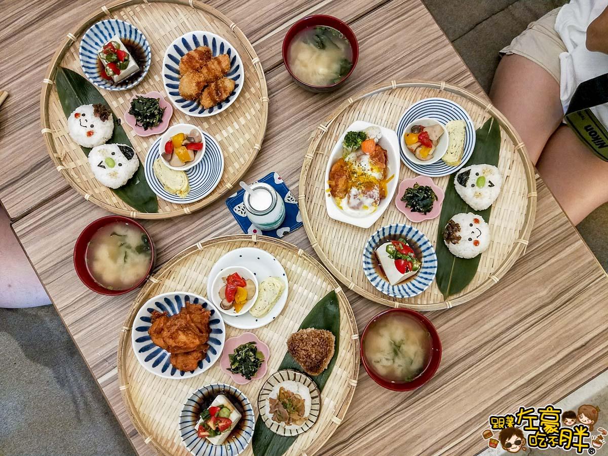 開動了日本家庭料理