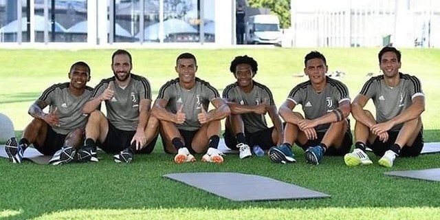 Mustahil Mengikuti Pola Latihan Cristiano Ronaldo Di Juventus