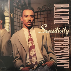 RALPH TRESVANT:SENSITIVITY(JACKET A)