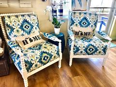 Braxton Culler Lind Island Chairs