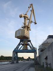 Königs Wusterhausen Harbor August 2018