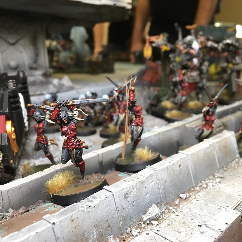 Medal of Colors Indomitus Crusade Armies-39