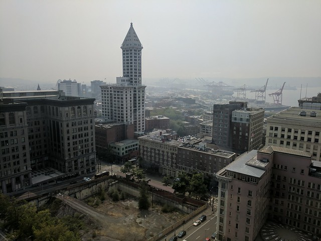 Unhealthy Air: No South Sound