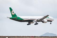 EVA AIR B777-300ER B-16733 003