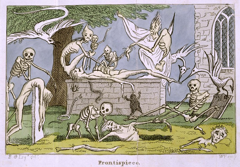 Tales of Terror, 1801 - illustration 1, version 2