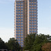 Attenborough Tower, University of Leicester