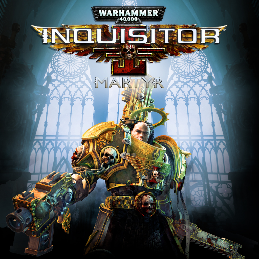Warhammer 40,000: Inquisitor – Martyr | Deluxe edition